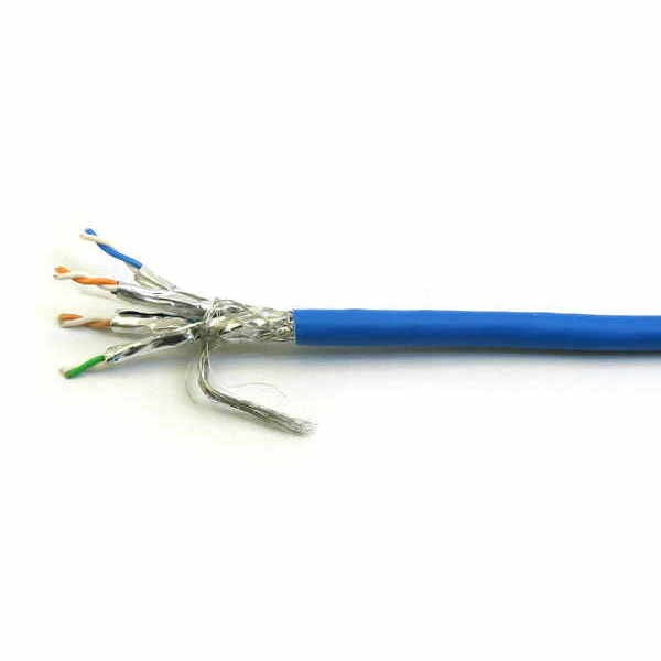 Cablu SFTP Cat7 LSZH TELETRONIC